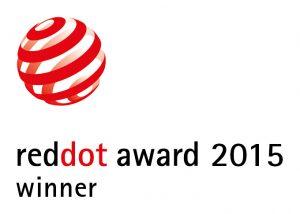 Logo Red Dot Design Award 2015 Winner